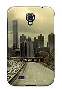 Durable Case For The Galaxy S4- Eco-friendly Retail Packaging(walking Dead 2013)