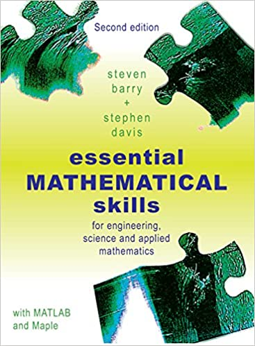 Amazon Com Essential Mathematical Skills For Engineering Science And Applied Mathematics 9781921410338 Barry S Books