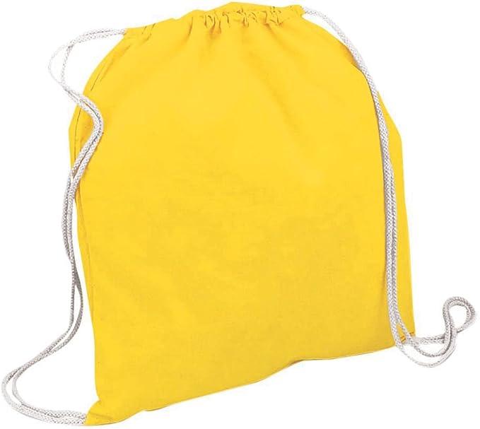 eBuyGB Algodón, Color Amarillo, tamaño Pack de 5: Amazon.es: Equipaje