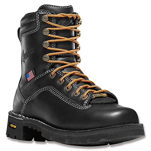 Black 7IN Quarry Boot GTX Danner AT USA Women's PwqO01H