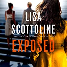 Exposed Audiobook by Lisa Scottoline Narrated by Kate Burton