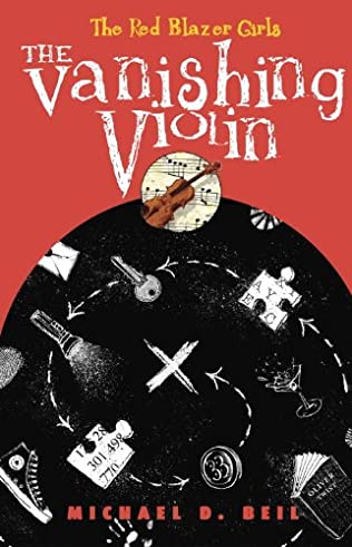 book cover of The Vanishing Violin