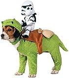 Star Wars Dewback Stormtrooper Dog Pet Costumes One Size