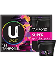 U by Kotex Sport Tampons Super