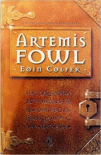 Film Artemis Fowl e libri di Eoin Colfer