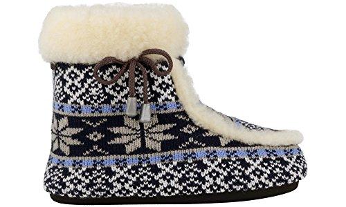Lana in da Casa shoes Pantofole Confortevoli Alto di da Pecora Calde Stile Stivaletto Scatola Pura 100 leather Regalo RBJ Opzionale 957 Z1qPwTxw