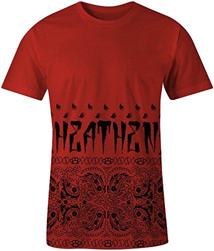 Xx Large Red Bandana - 3