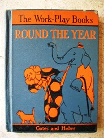 Round the Year (The Work Play Books): Arthur I