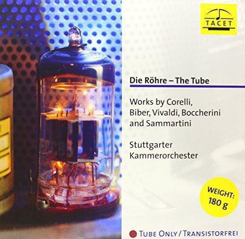BOCCHERINI / HUDSON / STUTTGARTER KAMMERORCHESTER - TUBE