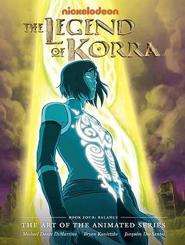 The Legend of Korra: Balance (The Art of the Animated) (Art Avatar)