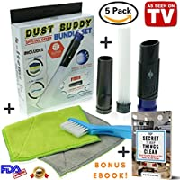 Shop Vacuum Attachments Dust Brush-As Seen On TV✨Cleaning...