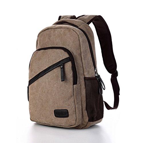 Bags Canvas a Travel Leisure Bag A School Computer Backpack Bag qpgpEfwvx
