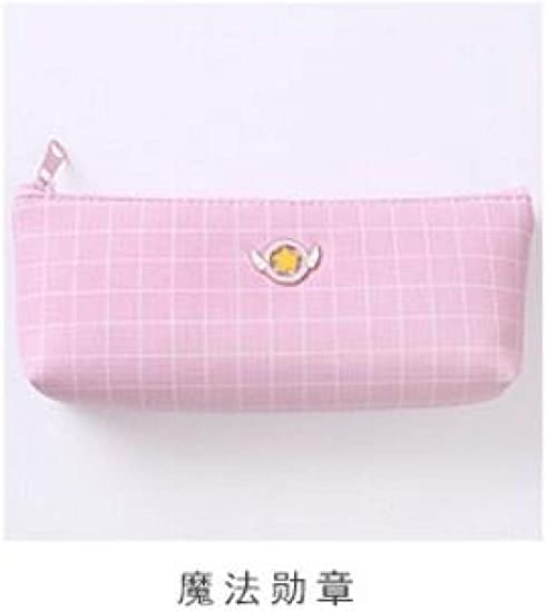 ZLJNN Kawaii Unicorn Pencil Case Para Niñas Cute Pink Flamingo ...