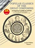 img - for Popular Classics of the Great Composers Arranged for Classical Guitar, Vol. 6 book / textbook / text book