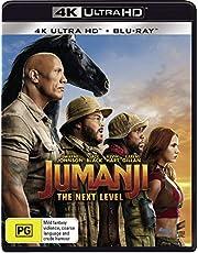 Jumanji: The Next Level [2 Disc] (4K Ultra HD + Blu-ray)