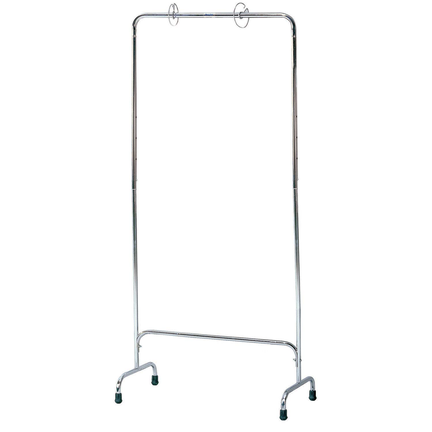 Pacon PAC74410 Chart Stand, Adjustable, Metal, Rubber Tipped Legs, 28'' Wide, 1 Stand