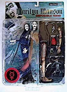 Amazon Com Rock And Roll Marilyn Manson Disposable Teens