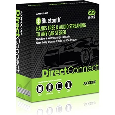Amazon com : Axxess Axm  Dc  Hf Wireless Bluetooth Car Hands