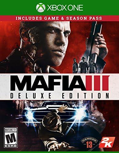 Take-Two Interactive Mafia III Deluxe XBox One De lujo Xbox One ...