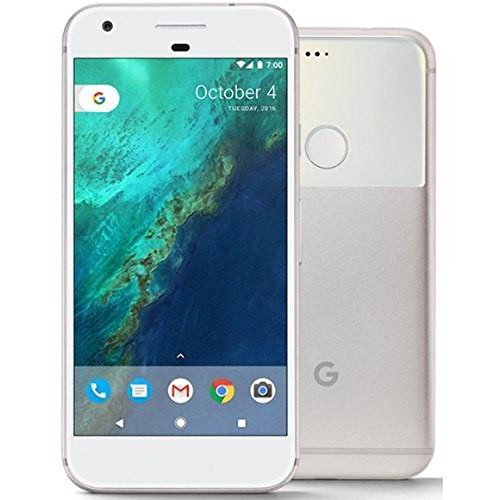 Google Pixel Phone 32GB - 5 inch display ( Factory Unlocked US Version ) (Very Silver)