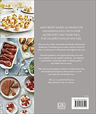 Mary Berry Cooks Up A Feast Favourite Recipes For Occasions
