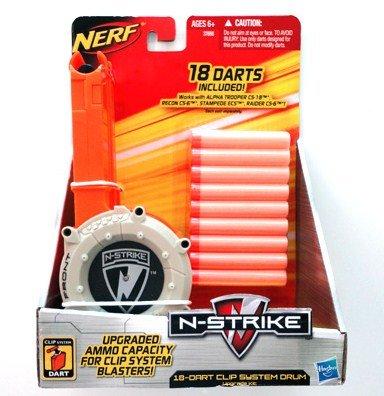 Nerf N Strike 18 Dart Clip System Drum Buy Online In Uae