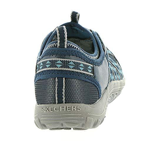 Fest Sneaker Skechers Slip on Dory Navy Damen Reggae ESxwSqa1