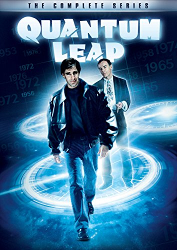 DVD : Quantum Leap: The Complete Series (Boxed Set, Snap Case, 27 Disc)