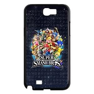 Samsung Galaxy Note 2 N7100 Phone Case Super Mario Bros F5C7086 by mcsharks