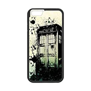 iPhone 6 Plus 5.5 Inch Cell Phone Case Black Doctor Who 50th Anniversary HJE Cell Phone Case Personalized Unique