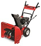 Yard Machines 208cc 22-Inch Two-Stage Gas Snow Thrower