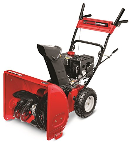 snow blower gas yard machines - 4