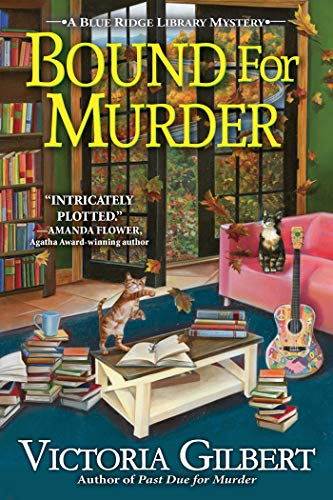 Book Cover: Bound for Murder: A Blue Ridge Library Mystery