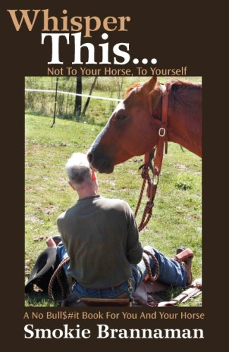 Whisper this not to your horse to yourself kindle edition by not to your horse to yourself by brannaman solutioingenieria Image collections