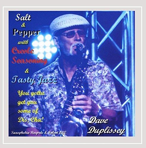 reole Seasoning & Tasty Jazz (Creole Pepper)