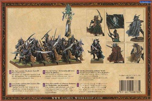 Games Workshop 99120212003 Dark Elf-Black Ark Corsairs 2008 Warhammer Action Figure