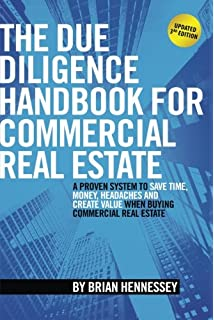 Amazon commercial real estate analysis and investments wcd the due diligence handbook for commercial real estate a proven system to save time fandeluxe Image collections
