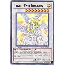 Yu-Gi-Oh! - Light End Dragon (RYMP-EN067) - Ra Yellow Mega-Pack - Unlimited Edition - Super Rare