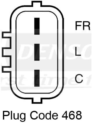 Alternators & Generators Denso 211-6031 New Alternator Alternators