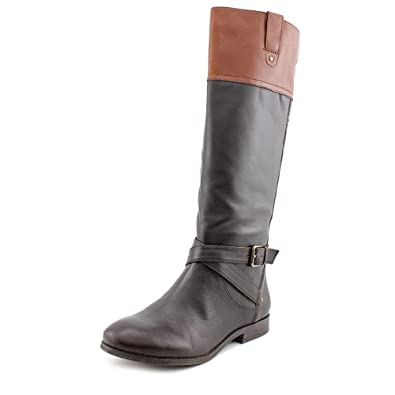 f5f530b54596 Marc Fisher Womens Amber Round Toe Knee High Fashion Boots