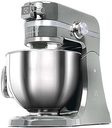 Electrolux EKM4600 - Robot de cocina multifunción, 1000 W, 10 velocidades, color gris: Amazon.es: Hogar