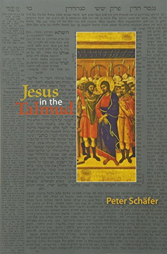 Jesus in the Talmud [Peter Schafer] (Tapa Blanda)