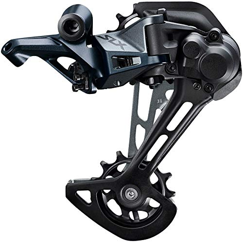 SHIMANO SLX RD-M7100 Rear Derailleur Black, SGS, 12-Speed by SHIMANO