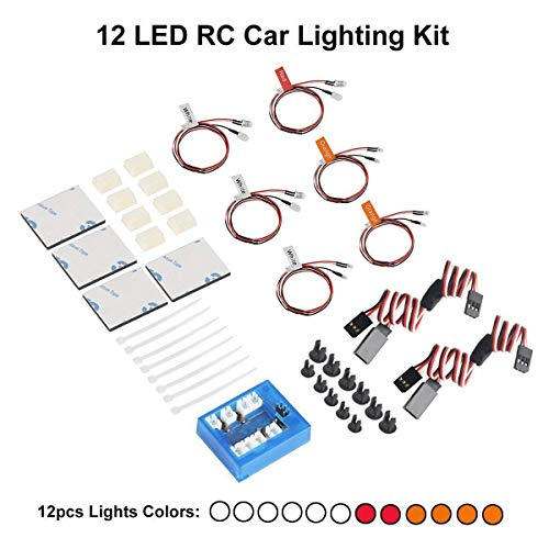 Led Light System Rc in US - 2