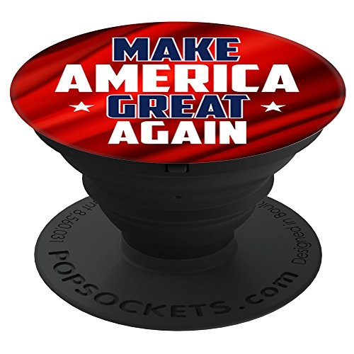 Brave New Look Make America Great Again - Trump PopSockets Stand for Smartphones and Tablets