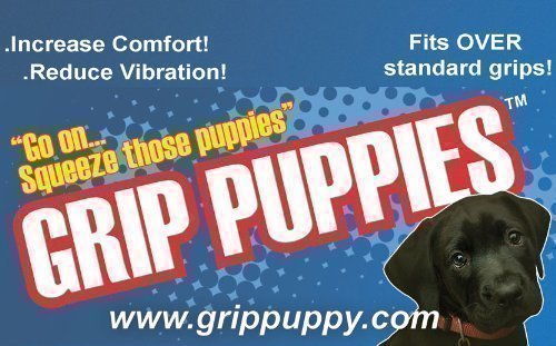 Grip Puppy Comfort Grips For HONDA Models Sportouring