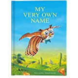 Personalized Custom Kids Keepsake Name Books | Owl Book...