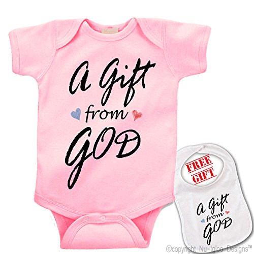 Custom boutique bodysuit onesie matching product image