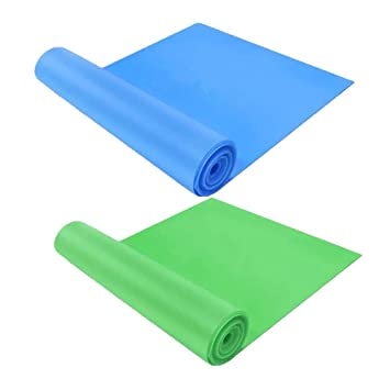 Artynes Elastic Yoga Pilates Rubber Stretch Resistance ...