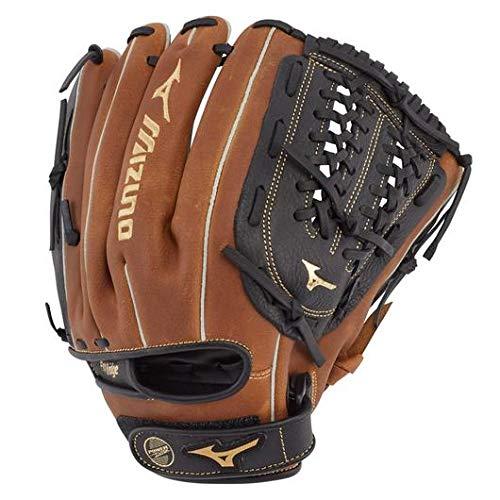 Mizuno GPP1075Y1 Youth Prospect Ball Glove, 10.75-Inch, Right Hand Throw (Mizuno Baseball Glove 12 Inch)